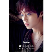 PARK JI HOON 1st MINI ALBUM[O'CLOCK]SHOWCASE
