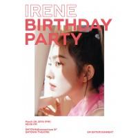 IRENE ♡ BIRTHDAY PARTY