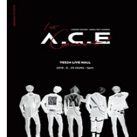 A.C.E 1st CONCERT [UNDER COVER : AREA NO.1 KOREA]