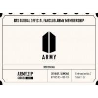 防弾少年団(BTS)公式ファンクラブ「ARMY」 入会代行