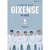 AB6IX 1ST WORLD TOUR <6IXENSE> IN SEOUL