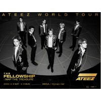 ATEEZ World Tour The Fellowship : Map The Treasure - Seoul