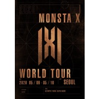 2020 MONSTAX  WORLD TOUR IN #SEOUL