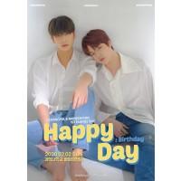 イ・ハンギョル&ナム・ドヒョン 1st ファンミーティング  'Happy Day : birthday'