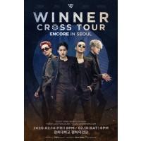 WINNER [CROSS] TOUR ENCORE IN SEOUL
