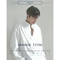 イ・ミンホ公式ファンクラブ 〈Minoz 11期〉 入会代行