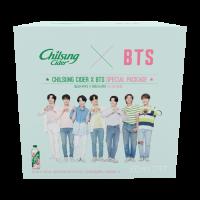 チルソンサイダー × BTS 限定マグカップ