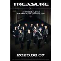 【hottracks】TREASURE [THE FIRST STEP : CHAPTER ONE] 販売記念 映像通話サイン会応募代行【8/19】