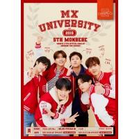 【オフライン公演】MONSTA X 5th OFFICIAL FANCLUB MONBEBE FAN-CONCERT〈MX UNIVERSITY〉