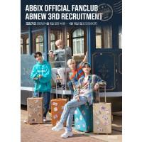 """AB6IX 公式ファンクラブ """"ABNEW 3期"""" 入会代行"""