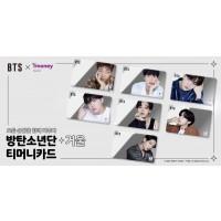 【BTS】ミラーTマネー交通カード購入代行