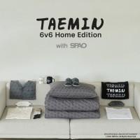 TAEMIN × SPAO  [6v6  Home Edition]オンライン購入代行