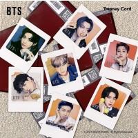 【10/7 発売】 BTS ミニTマネー交通カード購入代行