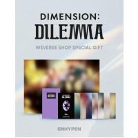 【NAVERショッピングライブ】 ENHYPEN [DIMENSION : DILEMMA] 購入代行